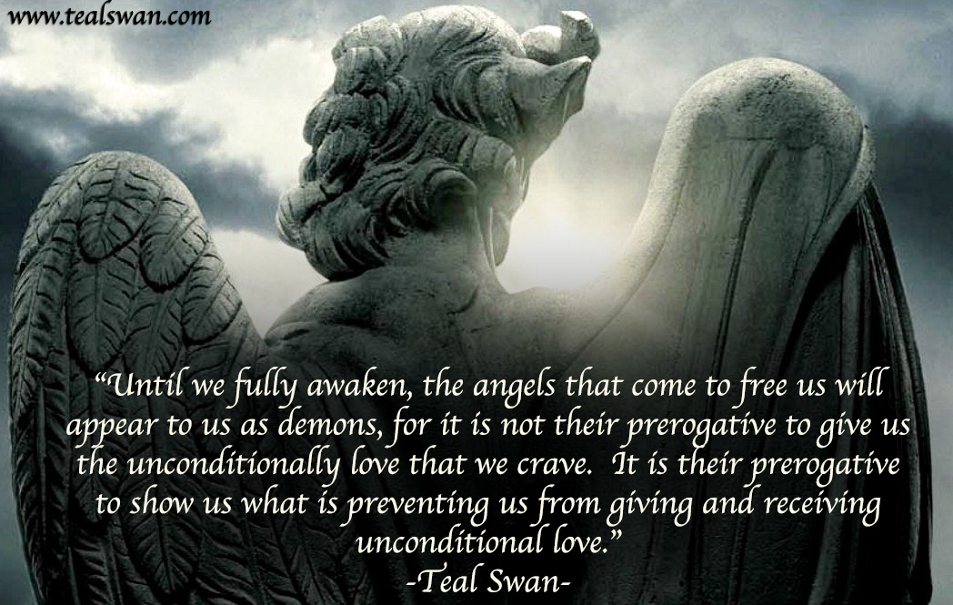 angel and devil love quotes - photo #18