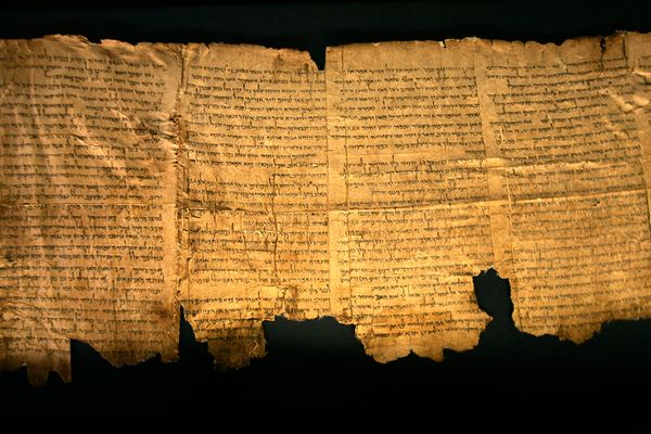 Image result for Dead Sea Scrolls: