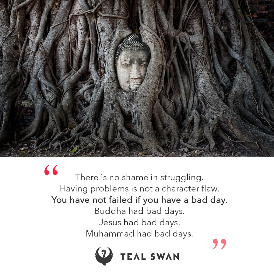 Bad Days - Quotes - Teal Swan