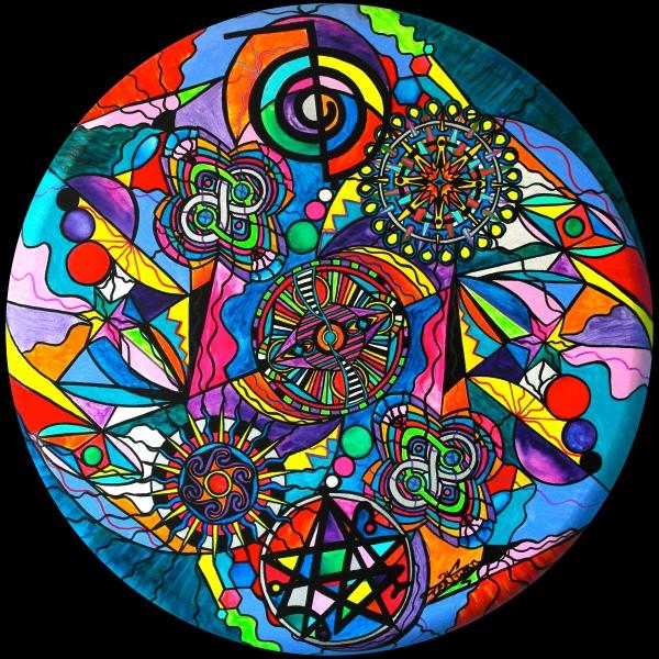 Soul Retrieval - Paintings - Teal Swan