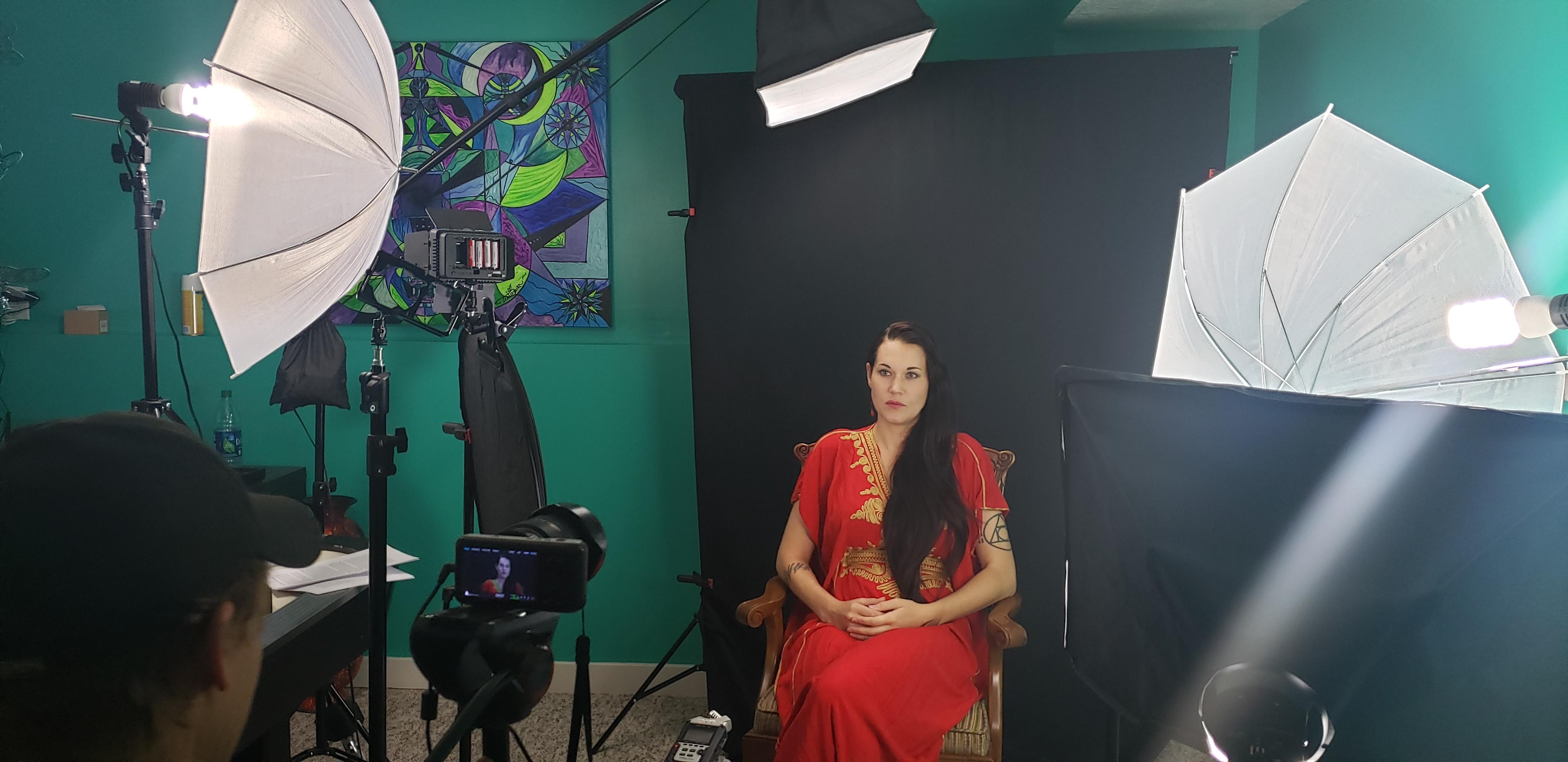 filming ask teal