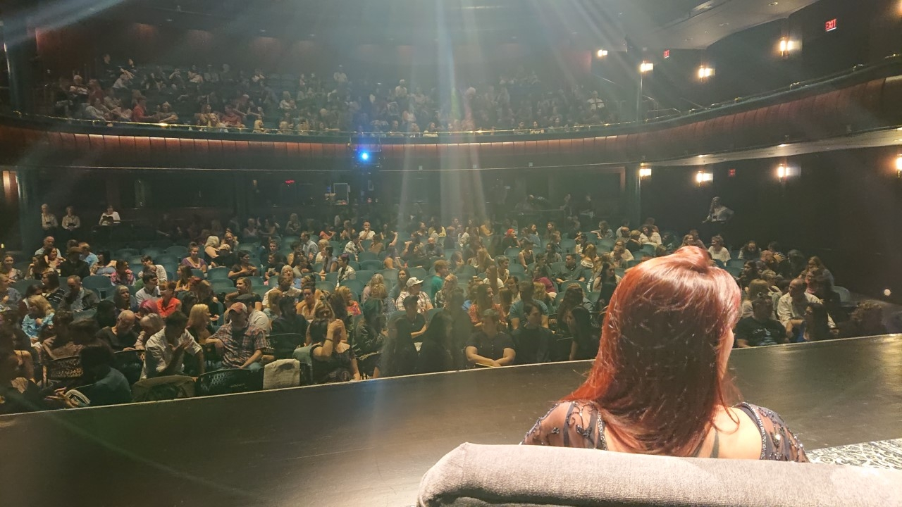Teal Swan From Stage Portland 2019
