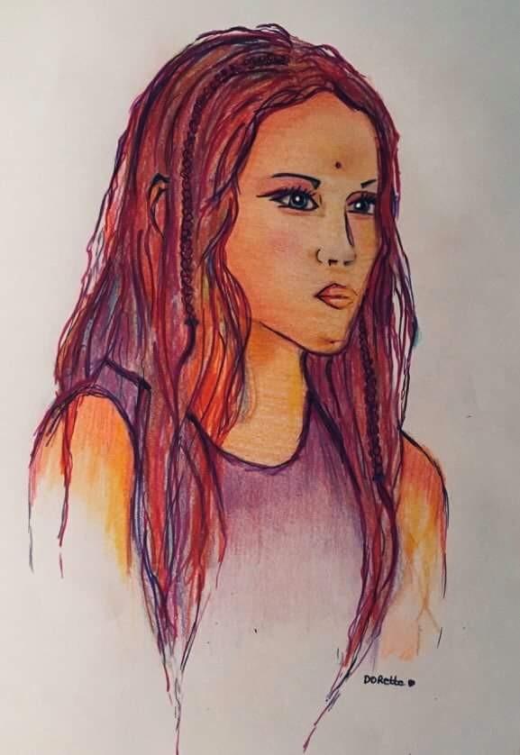 Fan art by Dorette