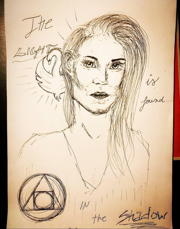 Fan art by @_magnolia_nera_