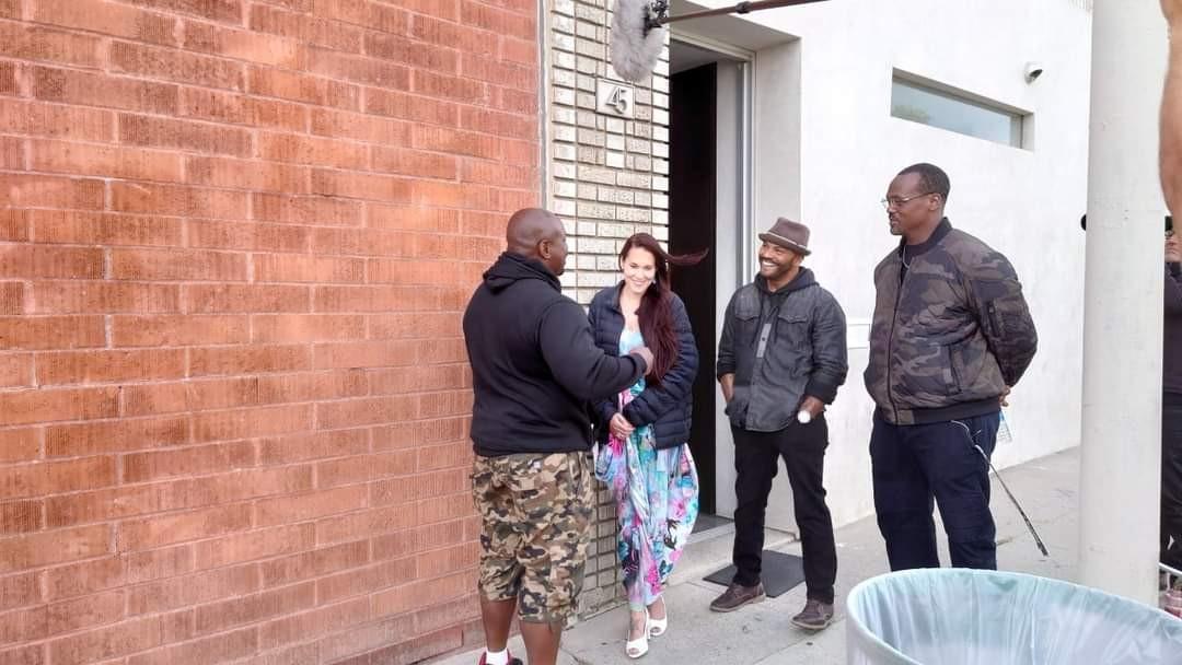 Talking Justice Reform in Venice CA