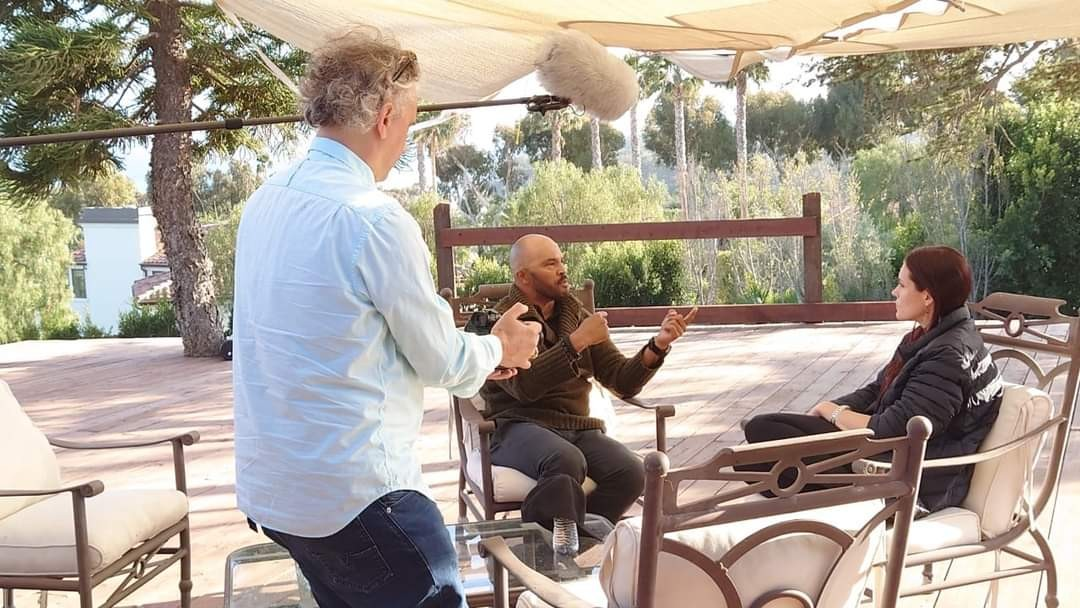 Talking with Cain Vincent Dyer